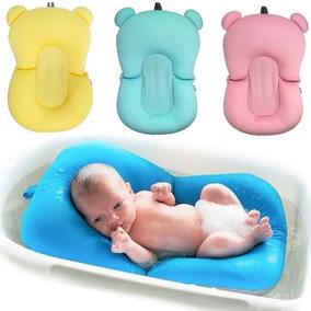 16a3464a2 Almofada De Apoio Para Banho Do Bebê - Bebês no Mercado Livre Brasil