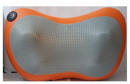 almofada de massagem shiatsu smile fisiomedic