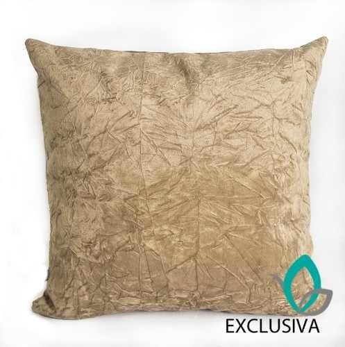 capa de almofada 60x60 suede amassado decor colorida sofa r 29 99 em mercado livre. Black Bedroom Furniture Sets. Home Design Ideas