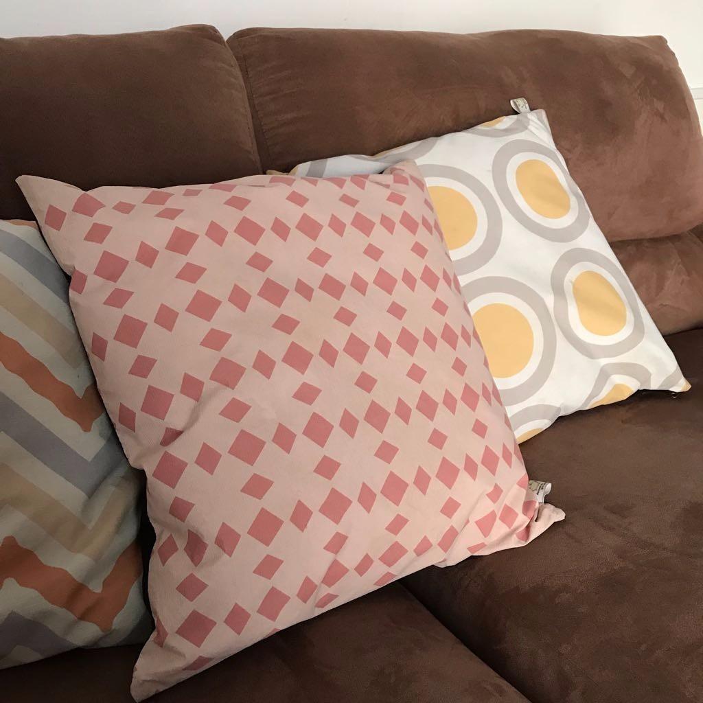 d0ba87433 kit 3 capa almofada decorativa divertida decoração casa. Carregando zoom... almofada  decorativa decoração casa. Carregando zoom.
