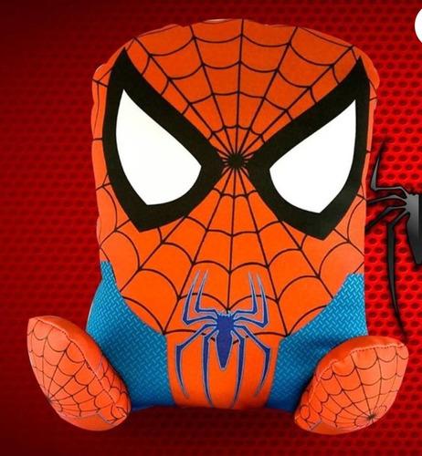 almofada decorativa poppocket homem-aranha