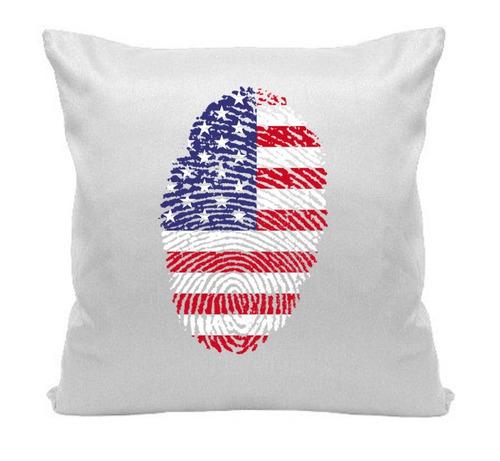 almofada estados unidos águia bandeira usa eua  30 x 30cm 03
