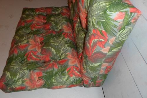 almofada futon