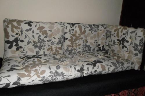almofada futon para bancos e pallets. promoção !!