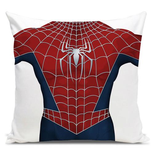 almofada homem aranha traje classic 45x45cm