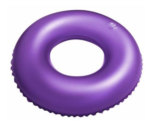 almofada inflável redonda com orifício ortopédica