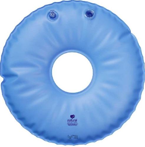 almofada  inflável redonda com orifiício água e ar  nhc