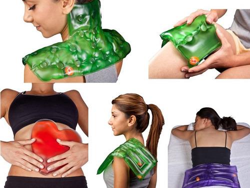 almofada magica esquenta sozinha europeu hotbag neck soulder