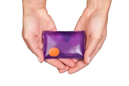 almofada magica termica instantanea hotbag pocket (de bolso)