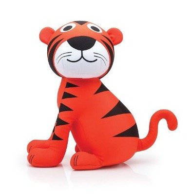 almofada mania tigre - grupo imaginarium