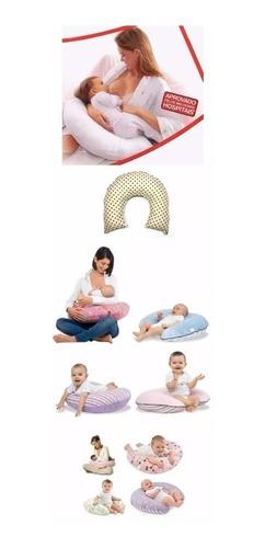 almofada para amamentação luxo, travesseiro de amamentar
