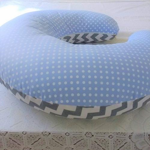 almofada para amamentação - travesseiro de amamentar