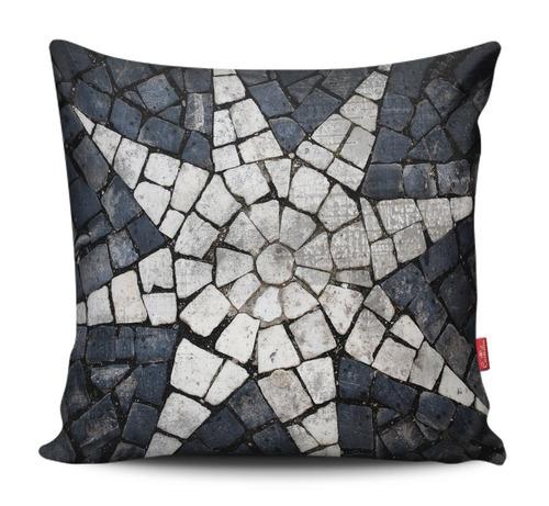 almofada personalizada calçada de portugal