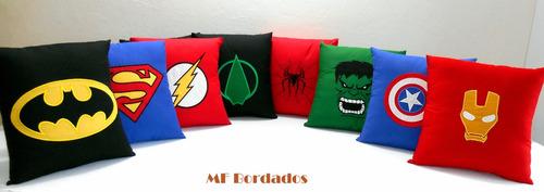 almofada personalizada nerd marvel homem de ferro tony stark