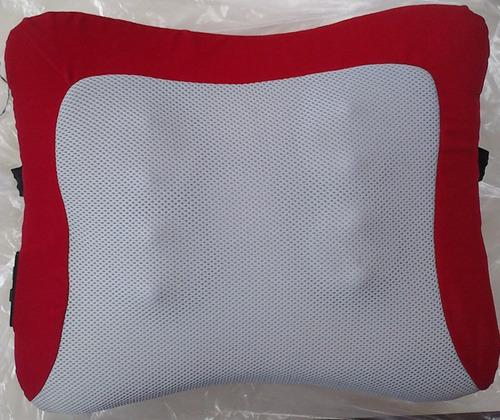 almofada shiatsu massageadora estetica frete gratis