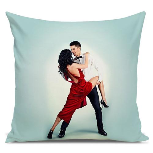 almofada tango couple 45x45cm
