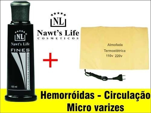 almofada termoéletrica 110vs - nawts life