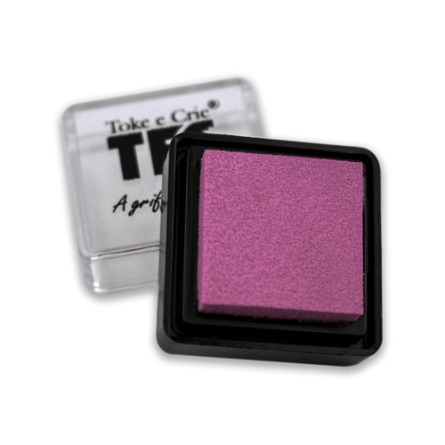 almofada toke e crie p/ carimbo pink - alc018