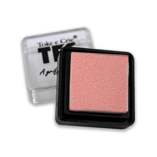 almofada toke e crie p/ carimbo rosa - alc015
