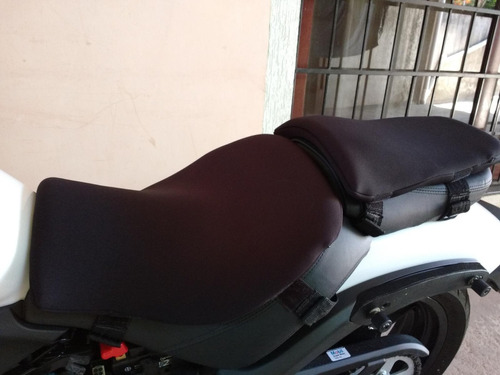 almofadas de  gel para moto  kawasaki vulcan 650s  rubbergel