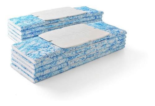 almofadas de limpeza molhada - braava jet (pacote com 10 unidades)