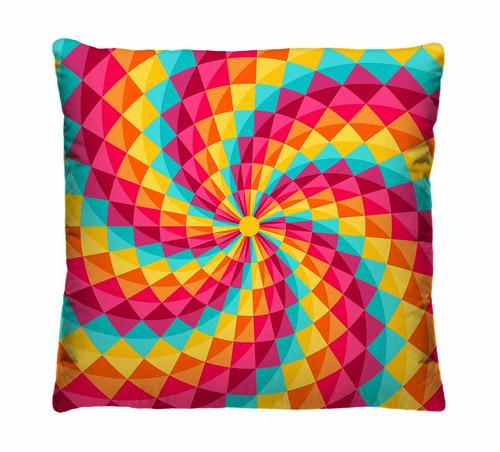 almofadas decorativas coloridas