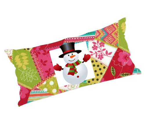 almofadas lembrancinha natal