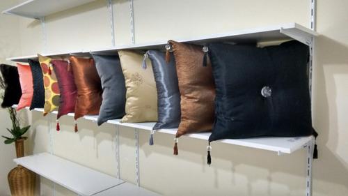 almofadas personalizadas 45cm x 45 cm un.