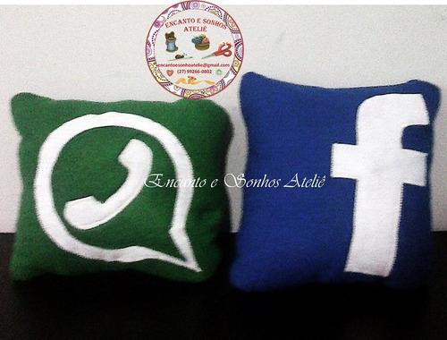 almofadas whatsapp