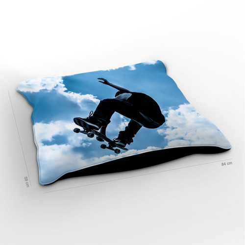 almofadão skate air 85x60cm