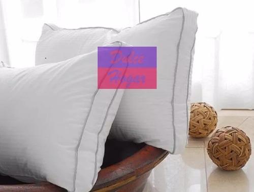 almohada alcoyana essencia doble vivo 50x90 cms king size
