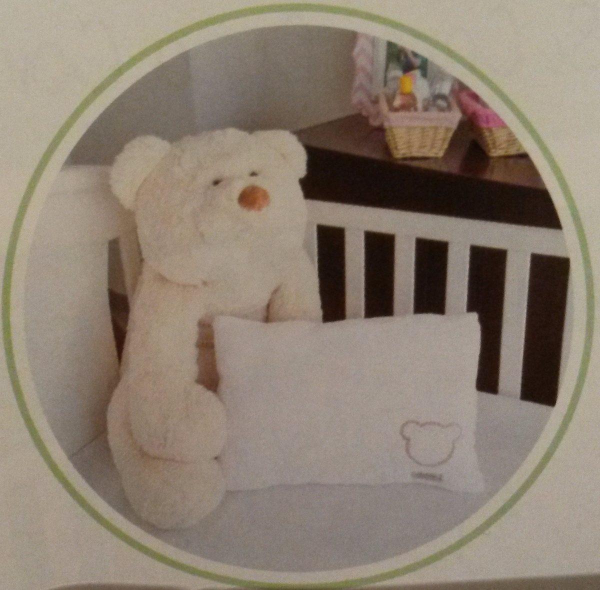 almohada almohadita para beb recien nacido cama cuna
