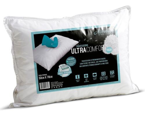 almohada altenburg tecnología ultracomfort 50x70 suavidad