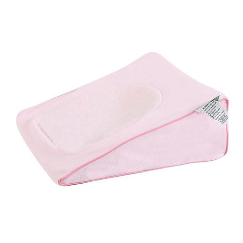 almohada anti-reflujo - rosado