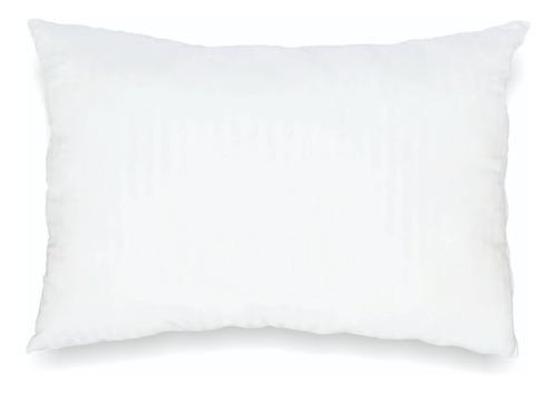 almohada antialérgica siliconada - 50 x 70 cm - estilo relax