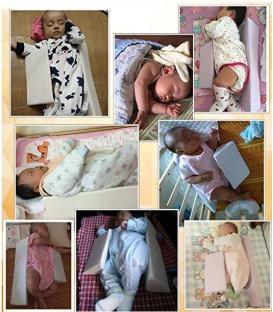 almohada  bebe de lujo