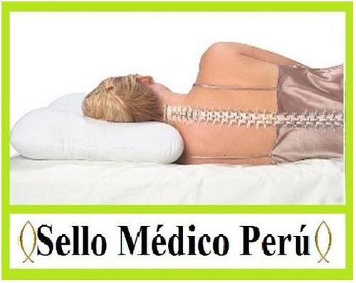 Almohada cervicales ortopedica columna para dormir s 56 89 en mercado libre - Almohada cervical ...