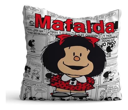 almohada cojin almohada mafalda