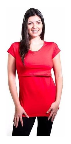 almohada cojin embarazada + camiseta lactancia