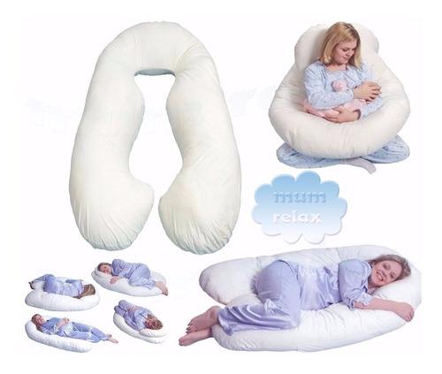 almohada cojin embarazada y lactancia bebe