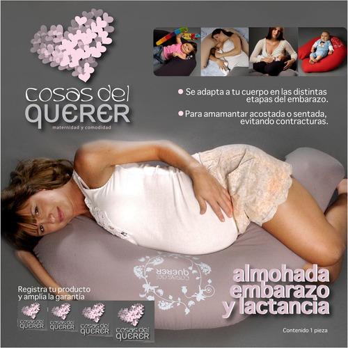 almohada cojín embarazo lactancia amamantar cosas del querer