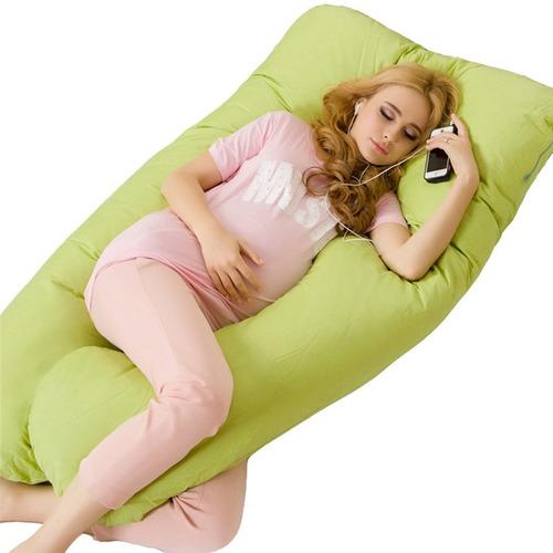 almohada cojín embarazo maternidad lactancia