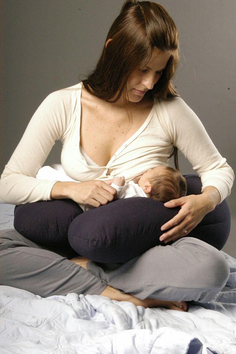 Almohada coj n embarazo y lactancia cosas del querer en mercado libre - Almohadas para embarazo ...