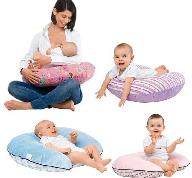 Almohada Cojin Lactancia Maternidad Bebe Envio Gratis