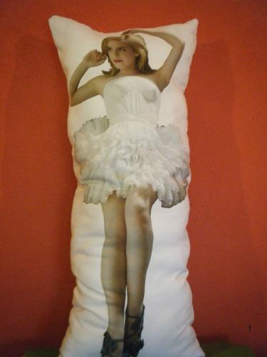 almohada cojin largas personalizadas tipo dakimakura