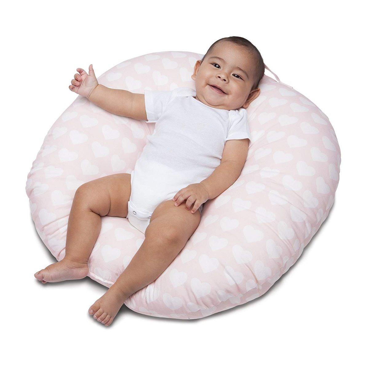 fd0f3a982 Almohada Cojín Para Bebé Posicionador Boppy -   599.00 en Mercado Libre