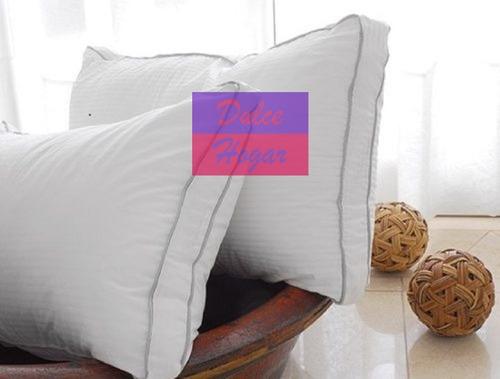 almohada con fuelle premium alcoyana essencia combo x2 envio gratis