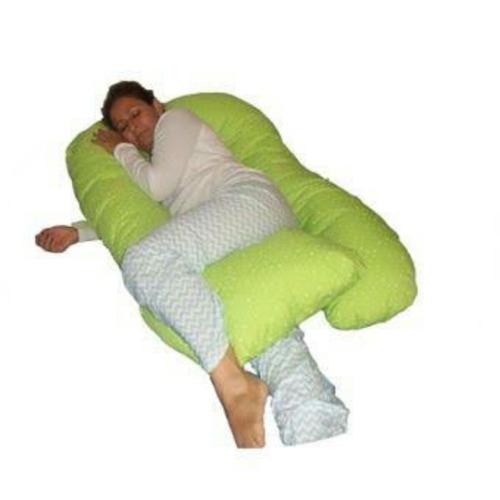 almohada cuerpo completo para embarazo
