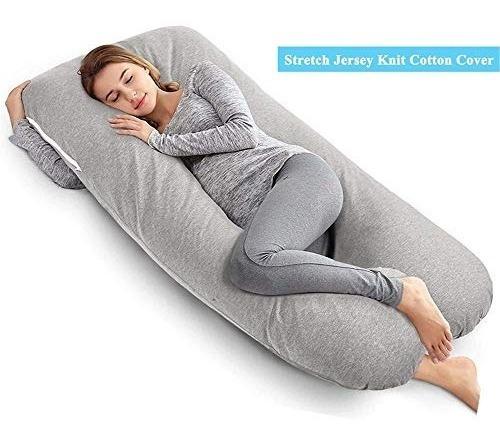 almohada de cuerpo entero ang qi - almohada de embarazo de