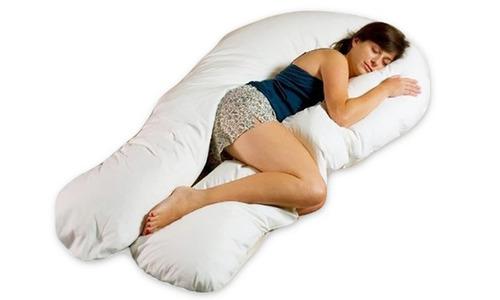 almohada de embarazo y descanzo a adomicilio